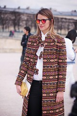 PFW - Carlotta Oddi (Marie-Paola Bertrand-Hillion) Tags: paris france fashion photography week parisfashionweek fashionweek streetstyle pfw 2013