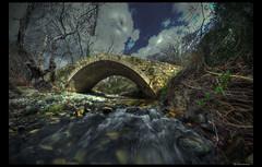 he beauty of the river... (EcOnAnDrE) Tags: mountain forest river path bridges valley venetian riverbridge medievalbridge venetianbridge      meseonikogefyri venetianbridgecyprus paliogefyri