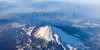 Fuji - Aerial perspective (Hendrik Schicke) Tags: travel blue sky mountain snow mountains nature japan clouds plane canon airplane landscape photography flying amazing colorful fuji earth top air awesome horizon summit fujisan 5d rare canonef2470mmf28lusm birdseyeview mtfuji birdseye fujiyama beautyful birdsview aerialperspective highangleshot birdseyeperspective canon5dmarkii hightangle hendrikschicke
