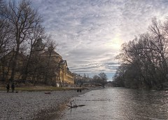 down by the river (koaxial) Tags: river munich mnchen evening abend cloudy olympus fluss isar zuiko hdr luminance bewlkt 1442 koaxial mygearandme mygearandmepremium mygearandmebronze mygearandmesilver photographyforrecreationeliteclub olympusepl5 rawtherapie epl5 vigilantphotographersunite vpu2 vpu3 vpu4 p3061396orf0p1c
