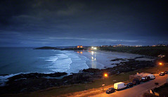 Fistral beach, Newquay, England (2c..) Tags: ireland light sea england sky cloud seascape building beach water car evening flickr cornwall best 2c 5dmk2 72dpipreview lowresolutionpreview 2c