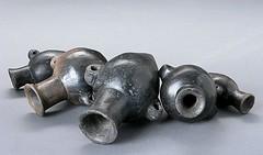 Chimu/Inca Miniature Vessels (Galeria ConTici) Tags: inca galeria inka precolumbian chimu incapottery incavessel contici galeriacontici incaartifact chimuartifact chimuvessel chimupottery