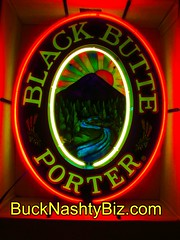 Black Butte Porter Neon Bar Sign Beer Light (Neon Beer Signs) Tags: light signs beer pub neon forsale cheap blackbutteporter barsign homebar deschutesbrewery mancave bardecor