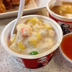 ทูน่าคอร์นสลัด | Tuna Corn Salad @ KFC | เคเอฟซี บิ๊กซีหางดง