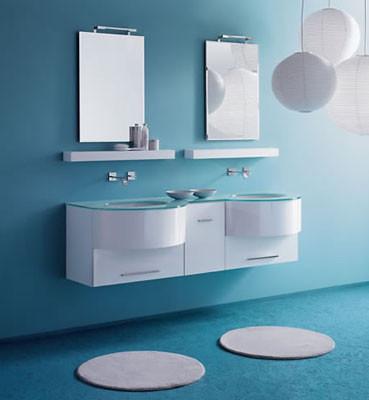 espejo en bano