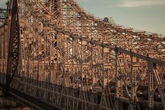 (onesevenone) Tags: city nyc newyorkcity bridge urban ny newyork building architecture america construction unitedstates steel bank queens gothamist queensborobridge citigroup citicorp eastcoast citi stefangeorgi onesevenone