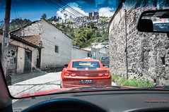 I'm legend (Roberto Scriboni Photography) Tags: auto red car quito ecuador rojo nikon camaro coche carro rosso trex 18105 d90 guapulo robertoscriboni