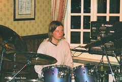 """Owen_on_drums! • <a style=""""font-size:0.8em;"""" href=""""http://www.flickr.com/photos/86643986@N07/8578589848/"""" target=""""_blank"""">View on Flickr</a>"""