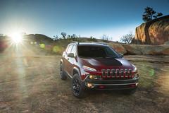 2014 Jeep Cherokee Trailhawk (FCA: Corporate) Tags: jeep 4x4 suv offroading jeepcherokee toledoohio 2014jeepcherokee