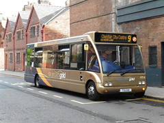 Stagecoach Gold 47516 - TSU 641 (North West Transport Photos) Tags: bus gold chester solo stagecoach optare lovestreet m880 optaresolo stagecoachmerseyside optaresolom880 47516 stagecoachgold tsu641 kx57kgp stagecoachmerseysideandsouthlancashire stagecoachchester