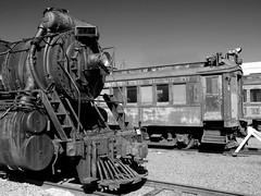 CN #3377 at Steamtown (Nick_Fisher) Tags: cn 3377 steamtown scranton museum mikado 282 canadian national lackawanna steam nickfisher railroad vapor dampf dampflok locomotora eisenbahn chemin de fer railway