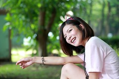 DP1U8668 (c0466art) Tags: young little sweet lovely cute girl taiwan pure pretty face action pose funny elegant charming gorgeous outdoor portrait light canon 1dx c0466art