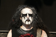 Black metal in the sun (Kristian Nergrd) Tags: black metal corpse paint immortal