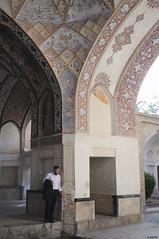 persian art (A.Atena) Tags: iran persia art architecture colors travel kashan man fingarden nikond5000 nikon nikkor50mmf18