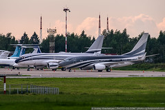 Moscow region, Vnukovo, Russia - June 19, 2016: (Andrey Khachatryan) Tags: 319 a319 acj aero air airbus aircraft airliner airlines airplane airport arrival arrive aviation bbj board boeing business company corporate deal departure elite flight fly individual international jet jetliner landing liner lux moscow official outdoor own personal plane private russia russian sky special takeoff transport transportation untitled vacation vnukovo
