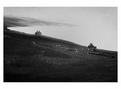 Red Point (bruXella & bruXellius) Tags: redpoint blackwhite monochrome grain grainy torridon lochtorridon glentorridon highlands northwesthighlands scotland uk