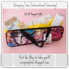 International giveaway (scrapingtime) Tags: giveaway sorteo internationalgiveaway