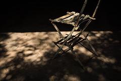 Summer nap (Chrif Benabid) Tags: chair rest summer afternoon snooze sun light