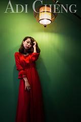 Adi_003 (Adi Chng) Tags: adichng girl      redgreen