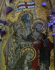 [43986] St Peter, Leeds : High Altar (Budby) Tags: leeds church minster westyorkshire altar reredos victorian