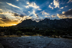 Rocky Sunset (Sergio.Requena) Tags: nwn