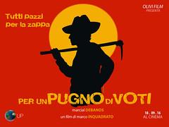 Per un Pugno di Voti (uomoplanetario.org) Tags: sanferdinandodipuglia satira uomoplanetarioorg mama agricoltura politica