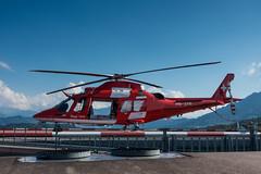 REGA Helikopter (NEX69) Tags: rega helikopter rettungshelikopter hubschrauber agusta aw109sp