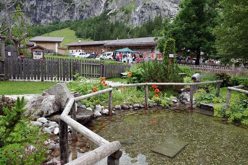 2016-07-03 Pertisau, Achensee 046 Alpengasthof Gramai