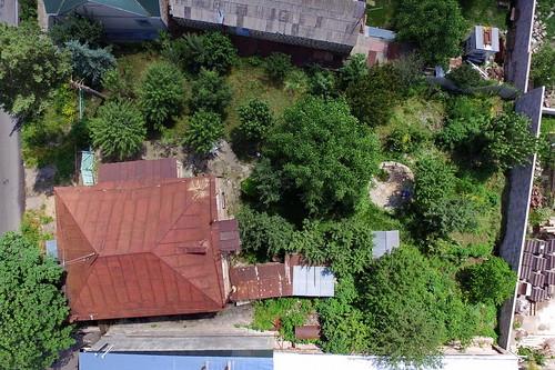 Tsaghkadzor, Garden, aerial view, 2016.07.03 (03)
