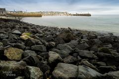 St Ives Harbour (ocadoo) Tags: landsend cornwall saintives lymeregis sea beach icecream