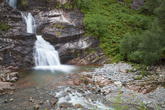 Falls At Glenshee (edenmatt) Tags: falls glenshee waterfall scotland