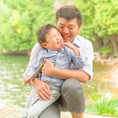 L1570615 (terencehonin) Tags: toronto leica m9p wedding dad daddy son boy love hug hugging kissing family portrait people child