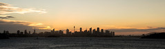 Sunset from Nielsen Park (Tom Beesley) Tags: park sunset skyline sydney sydneyharbour nielsen sydneyoperahouse vaucluse sydneytower sydneyskyline nielsenpark