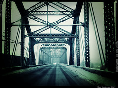 A Bridge Too Far (Explore) (Don Henderson) Tags: newkensington westernpennsylvania 9thstreetbridge westmorelandcounty urbanacid clschmittbridge newkensingtonbridge