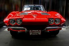 Corvette Stingray (Nelofee-Foto) Tags: auto car canon eos oldtimer dri hdr eos1000d nelofee