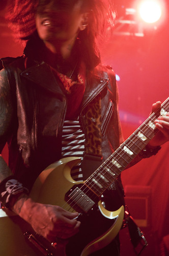Stevie D - Buckcherry