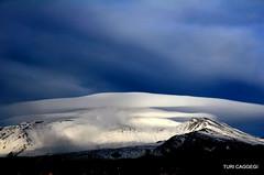 Visioni Etnee (Turi Caggegi) Tags: italy cloud clouds volcano italia sicily volcanoes etna lenticular sicilia vulcano mountetna lenticolare lenticolari
