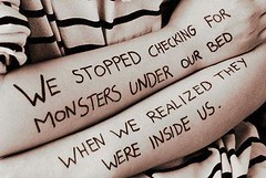 the-monsters-inside-us (foresaken99) Tags: death sadness alone sad suicide desperation dispair hopeless demotivation hopelessness demonsrclose