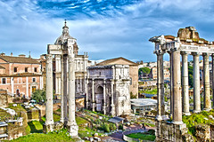 Rome City, Italy (Craig Greenwood) Tags: world city travel vacation italy holiday pope vatican rome colour roma heritage history archaeology architecture digital italian ancient nikon ruins worship europe flickr raw catholic colours catchycolours roman earth vibrant basilica capital pantheon historic haunted east colosseum clear holy crisp citylights gods soldiers romantic historical colourful marble 1855 dslr fortress hadrian enhanced citycentre hdr romanempire senate emperor romans cleopatra stpeter lazio crips coloumn romani historicalcity historicalplace historictown historicaltown finegold citybreak 2013 emperorhadrian flickrtravelaward d3100 me2youphotographylevel2