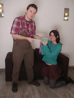 Aoi Sora Cosplay Party 2 - Le Loft - Marseille - 2013-01-27- P1540222