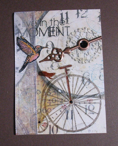 Moments of Time ATC traded to Betty (25187511@N05), photography tags:  cl383 cl481 cl584