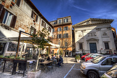 """piazza di San Giovanni della Malva, Trastevere • <a style=""""font-size:0.8em;"""" href=""""http://www.flickr.com/photos/89679026@N00/8437882584/"""" target=""""_blank"""">View on Flickr</a>"""