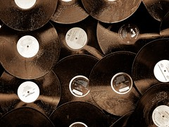 LPs (5of7) Tags: records detail geometric monochrome sepia circle many round repetition challengewinner flickrchallengegroup fotocompetition fotocompetitionbronze 3wins superherochallenges herowinner tp20130204repetitionrepetitionrepetition