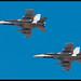 RCAF Hornets Return