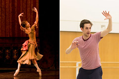 Mara Galeazzi and Jonathan Watkins to leave The Royal Ballet