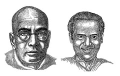 Thiru.Vi.KALYANASUNDARAM - Freedom Fighter India - Portraits in Pen drawings (chennai Artist Anikartick) Tags: india art pen sketch photo paint artist poem image photos sketching books images congress gandhi poet writer chennai tamil nehru ka vi pendrawings periyar mahatma voc gandhiji bharathi thiru rajaji freedomfighter anikartick evramasamy thiruvika thiruvikalyanasundaram penninperumai thiruvikawritings thiruvikalife