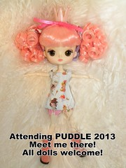 Attending PUDDLE, Are you?? (Unicornmine) Tags: puddle for illinois dolls dal convention blythe pullips 2013