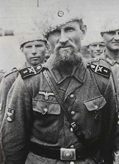 Russian Cossack Wehrmacht volunteer (Krueger Waffen) Tags: infantry vintage war military wwii cossack 1940s ww2 russian waffenss secondworldwar worldwartwo warfare wehrmacht easternfront
