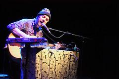 Jason Lytle (Rongem Boyo) Tags: music brighton live guitars keyboards haunt grandaddy jasonlytle