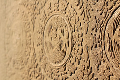 Wall Carvings (alykat) Tags: temple cambodia buddhist angkorwat carving siemreap angkor hindu t2i canonef40mmf28stm